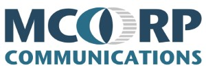 MCORP Communications Logo